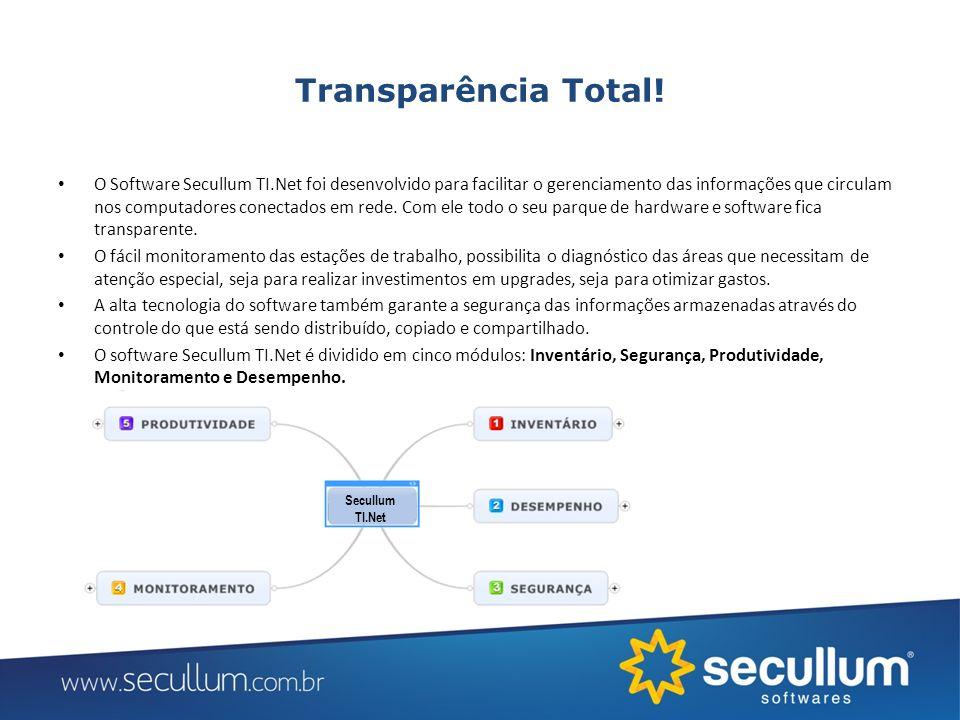 Transparência Total!