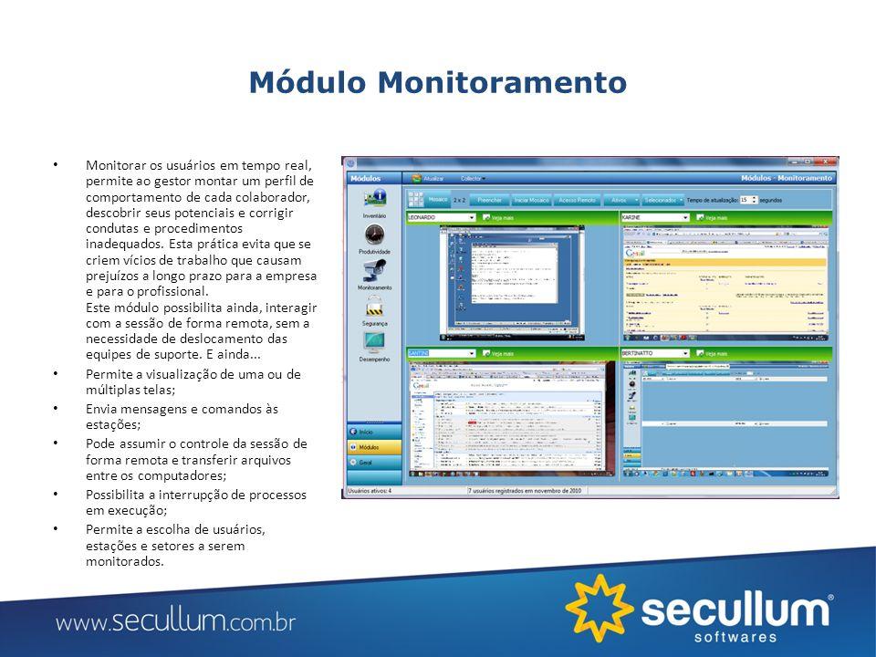 Módulo Monitoramento
