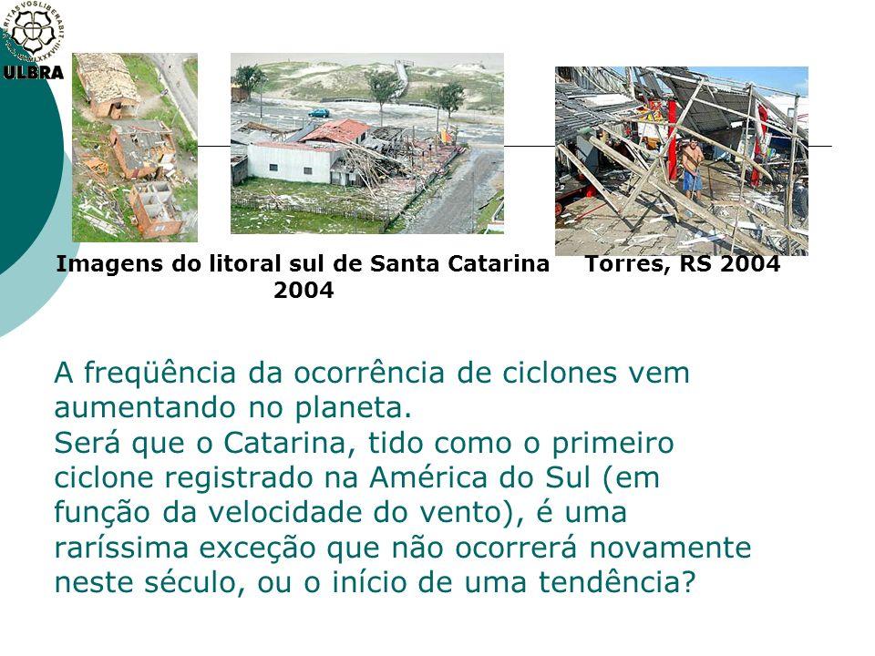 Imagens do litoral sul de Santa Catarina 2004