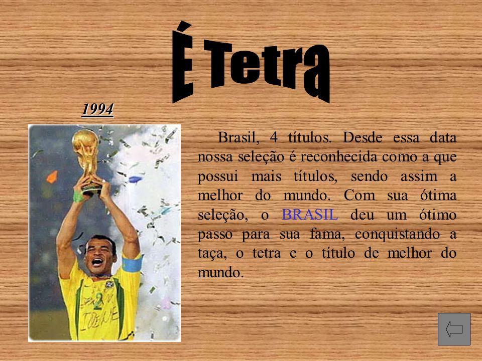 É Tetra 1994.