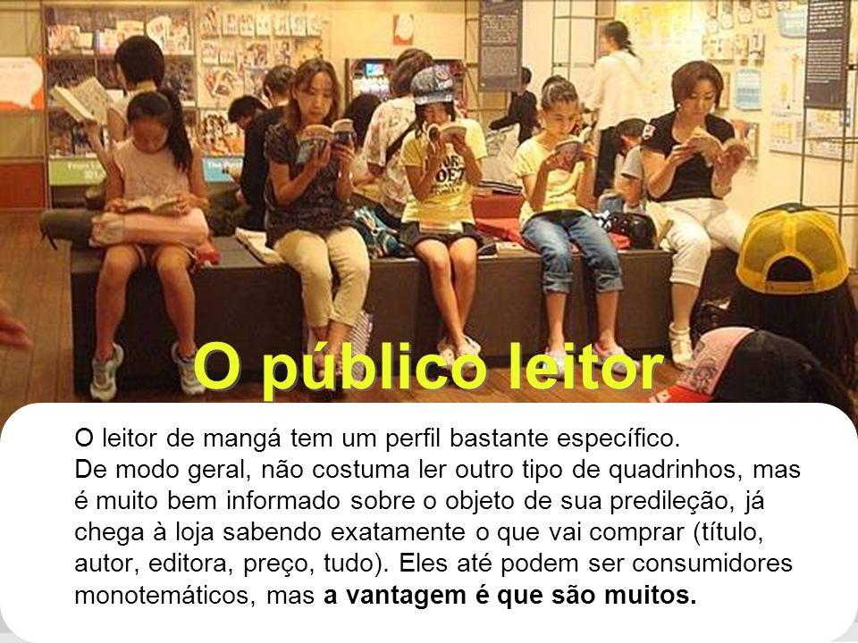 O público leitor