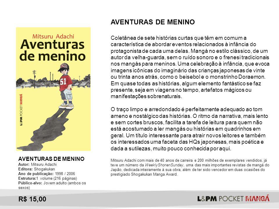AVENTURAS DE MENINO