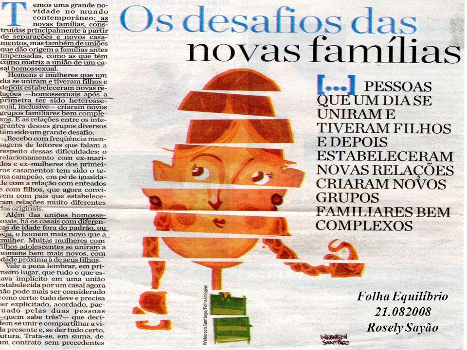 Folha Equilíbrio 21.082008 Rosely Sayão