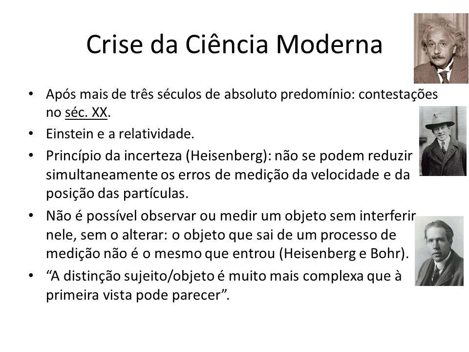 Crise da Ciência Moderna
