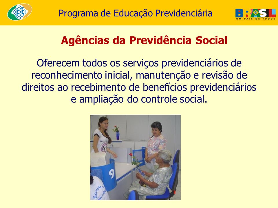 Agências da Previdência Social