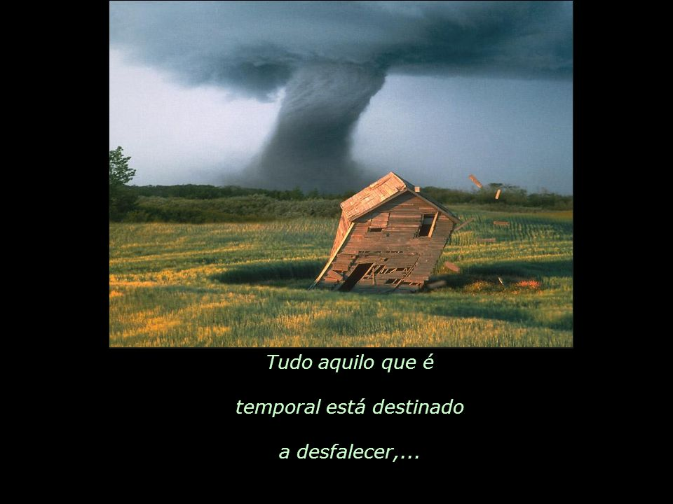 temporal está destinado