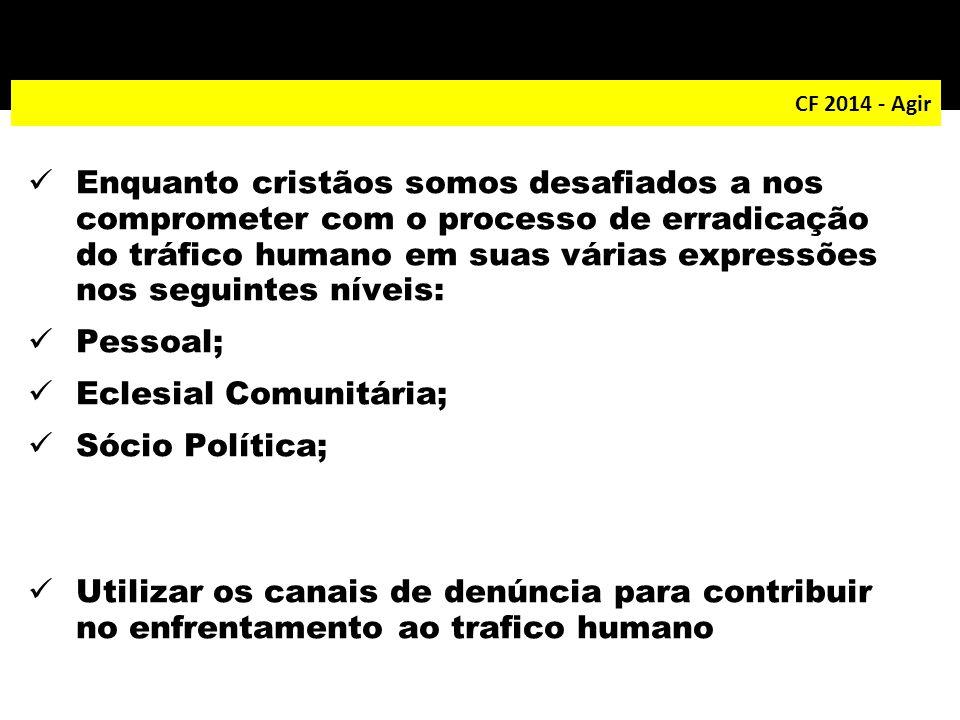 Eclesial Comunitária; Sócio Política;esial Comunitária;