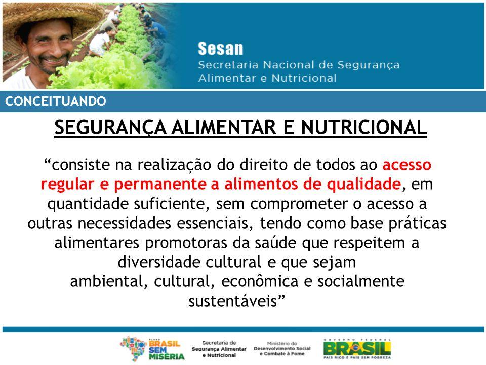 ambiental, cultural, econômica e socialmente sustentáveis