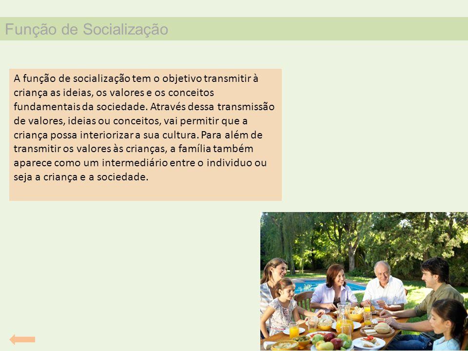 Função de Socialização