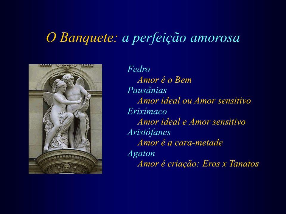 O Banquete: a perfeição amorosa