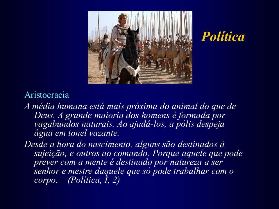 Política Aristocracia