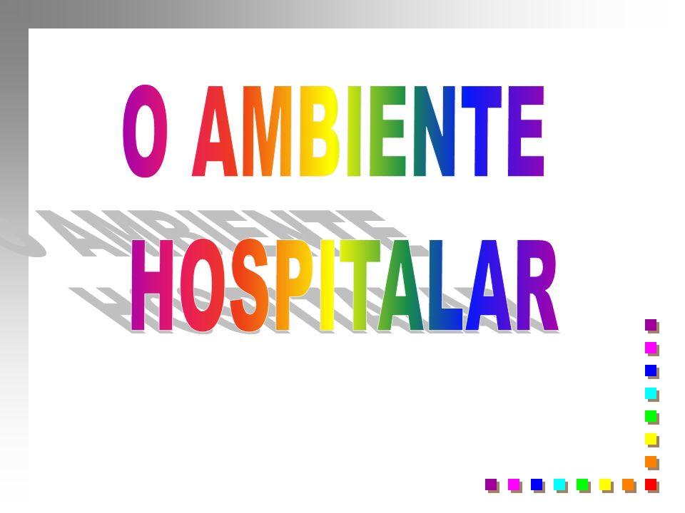 O AMBIENTE HOSPITALAR