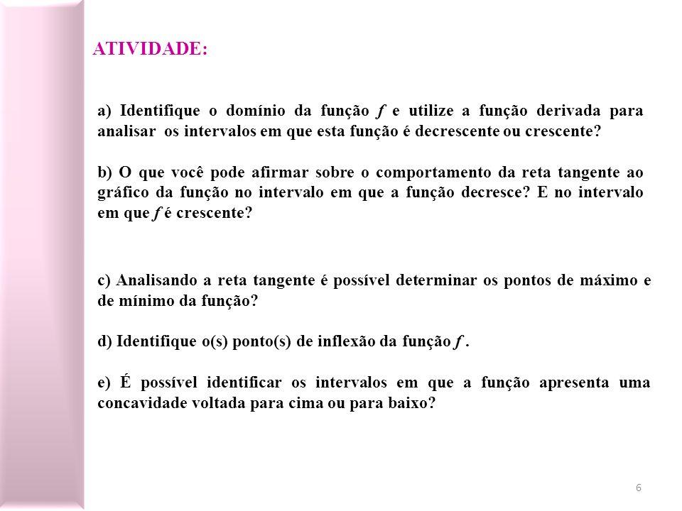 ATIVIDADE: