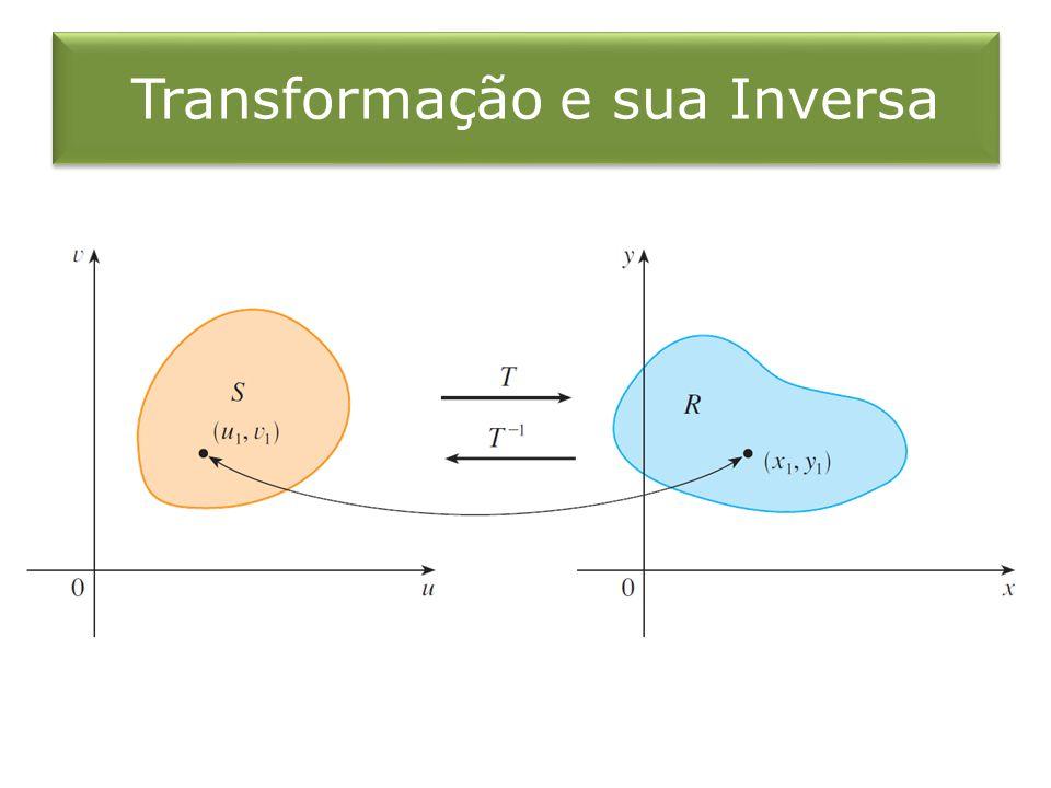 Transformação e sua Inversa
