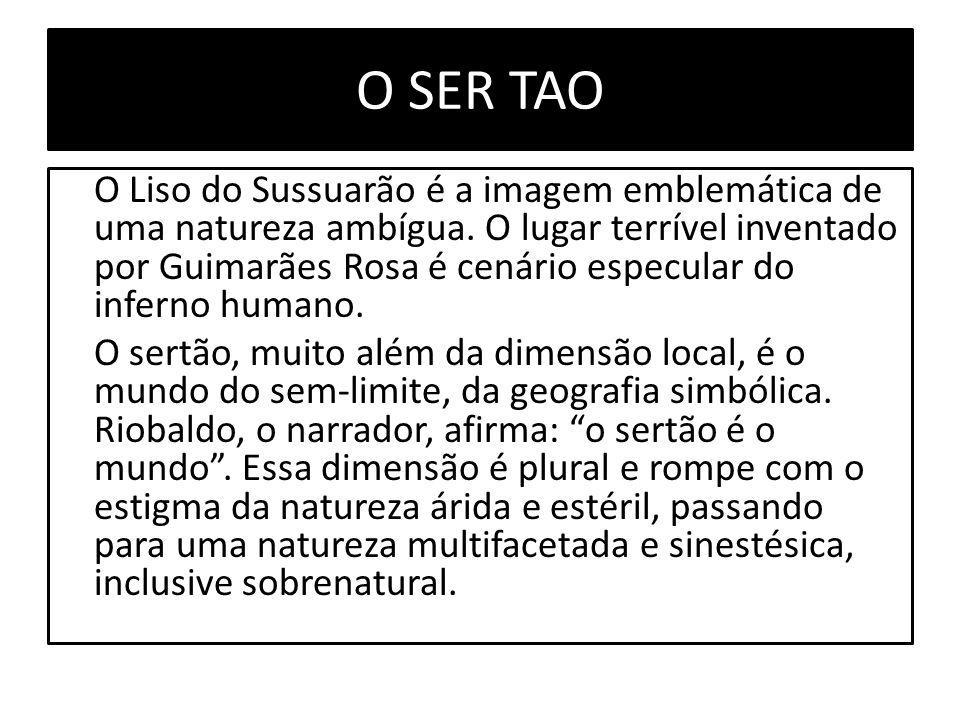 O SER TAO