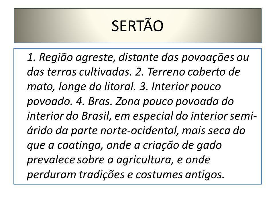 SERTÃO