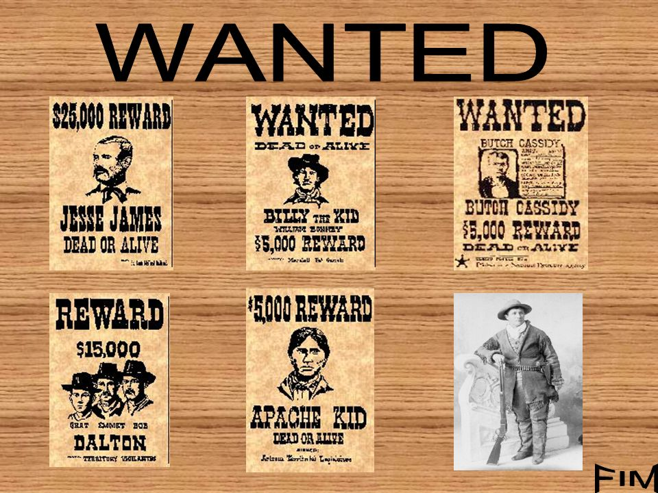 WANTED FIM