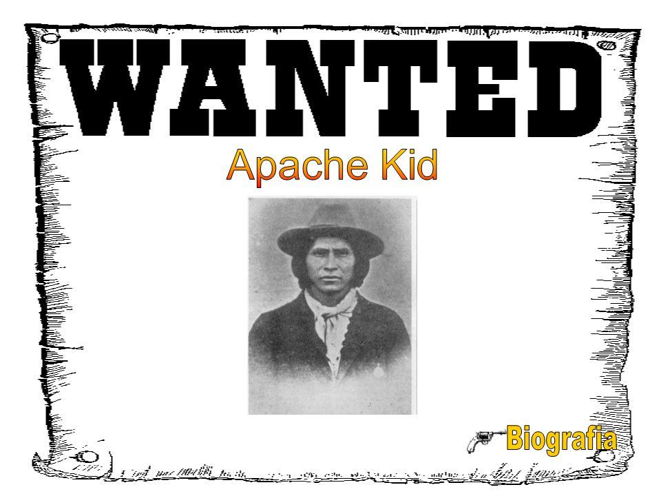 Apache Kid Biografia