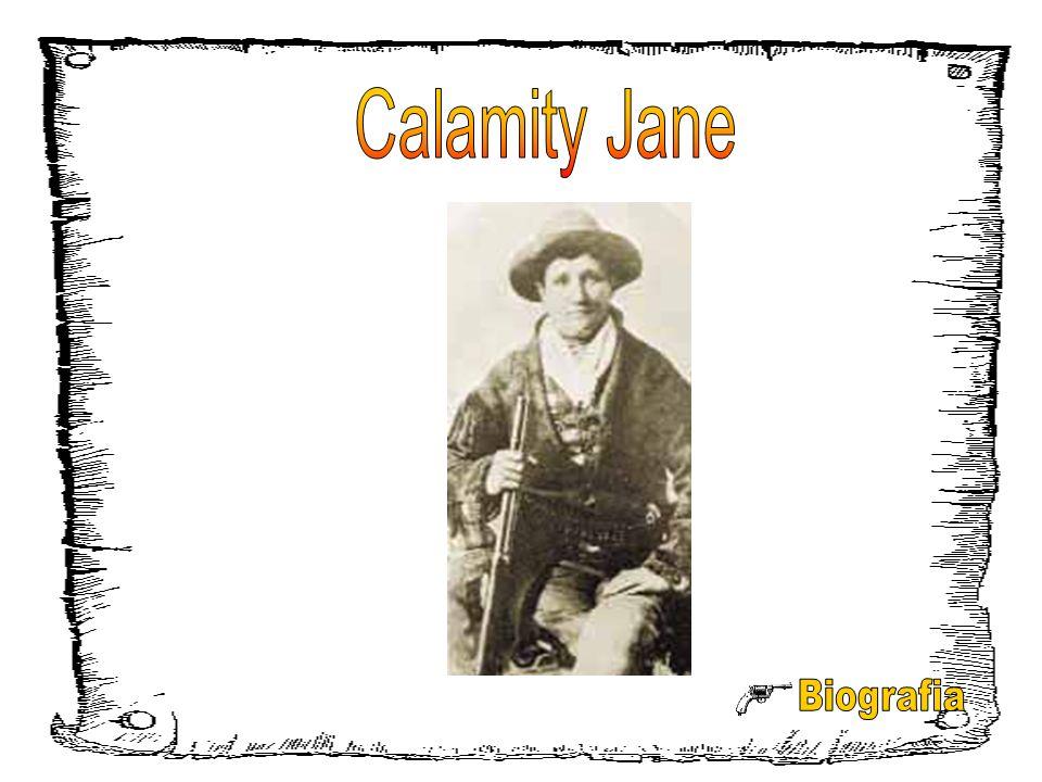 Calamity Jane Biografia