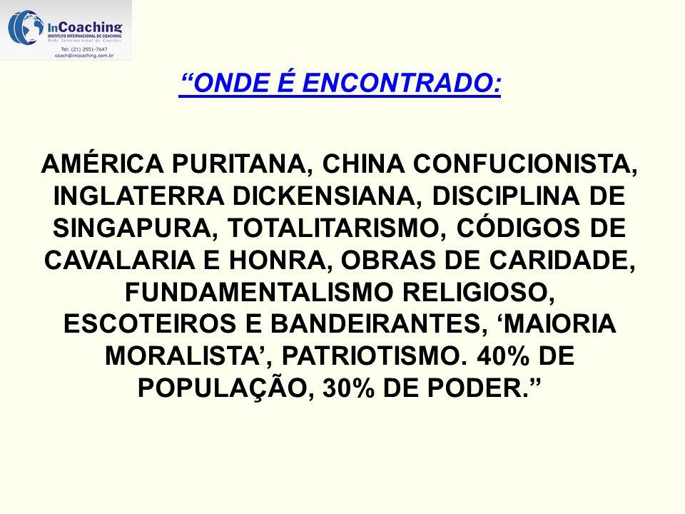 ONDE É ENCONTRADO: