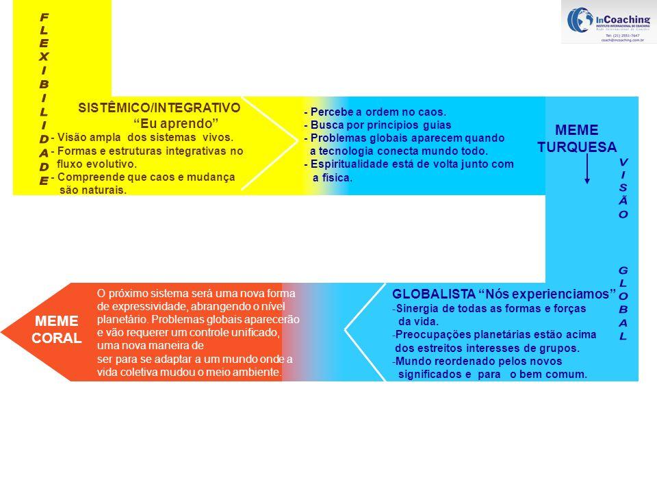 FLEXIBILIDADE MEME TURQUESA VISÃO GLOBAL CORAL