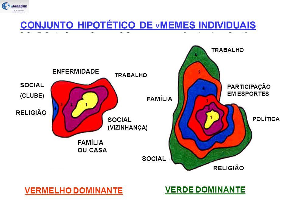 CONJUNTO HIPOTÉTICO DE VMEMES INDIVIDUAIS