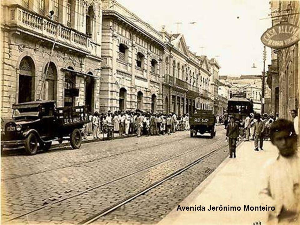 Avenida Jerônimo Monteiro