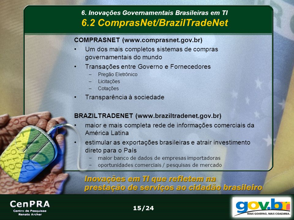 COMPRASNET (www.comprasnet.gov.br)