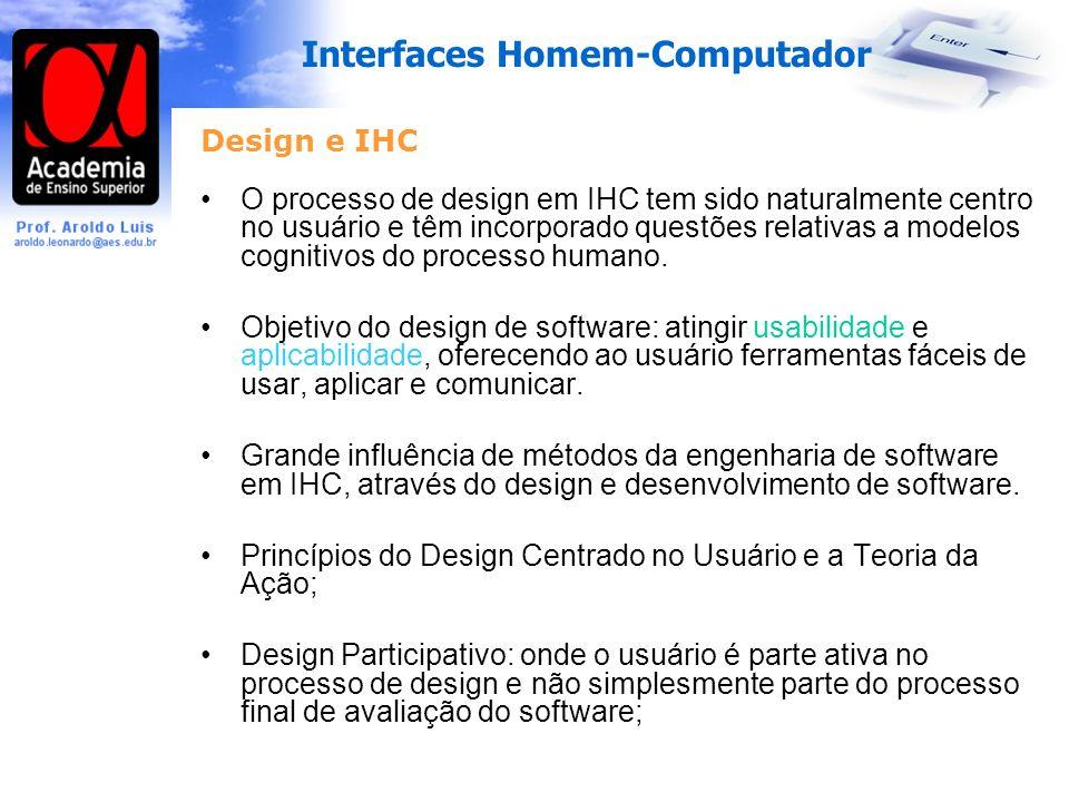Design e IHC