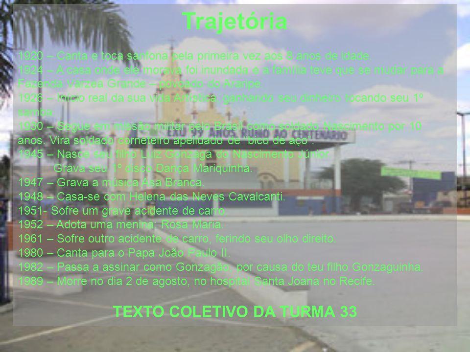 TEXTO COLETIVO DA TURMA 33