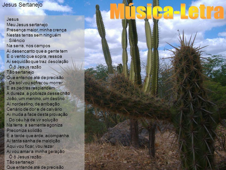 Música-Letra Jesus Sertanejo Jesus Meu Jesus sertanejo