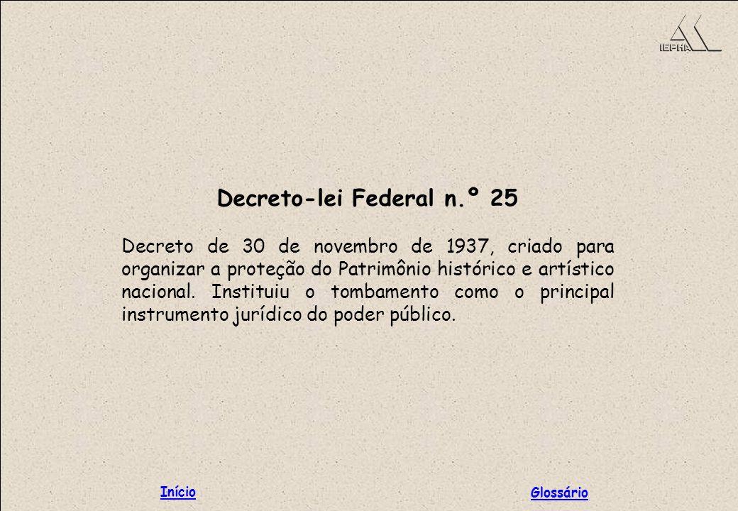 Decreto-lei Federal n.º 25