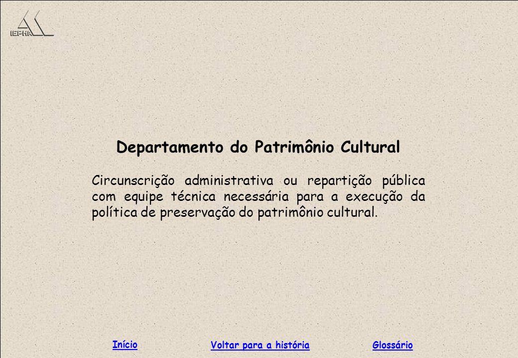 Departamento do Patrimônio Cultural