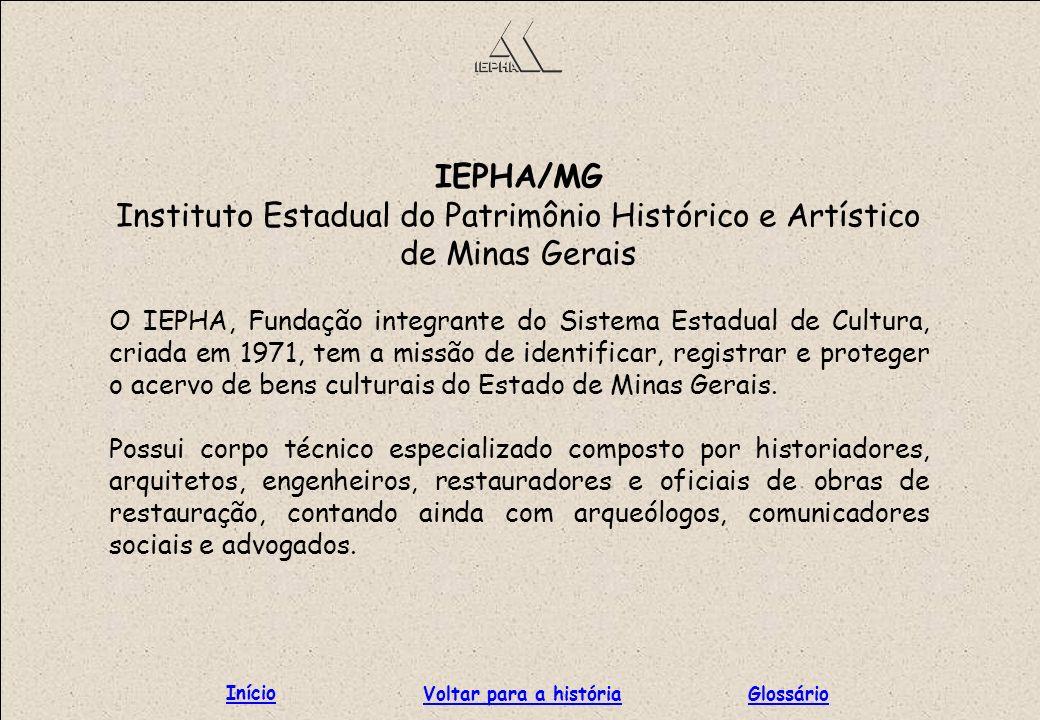 Instituto Estadual do Patrimônio Histórico e Artístico de Minas Gerais