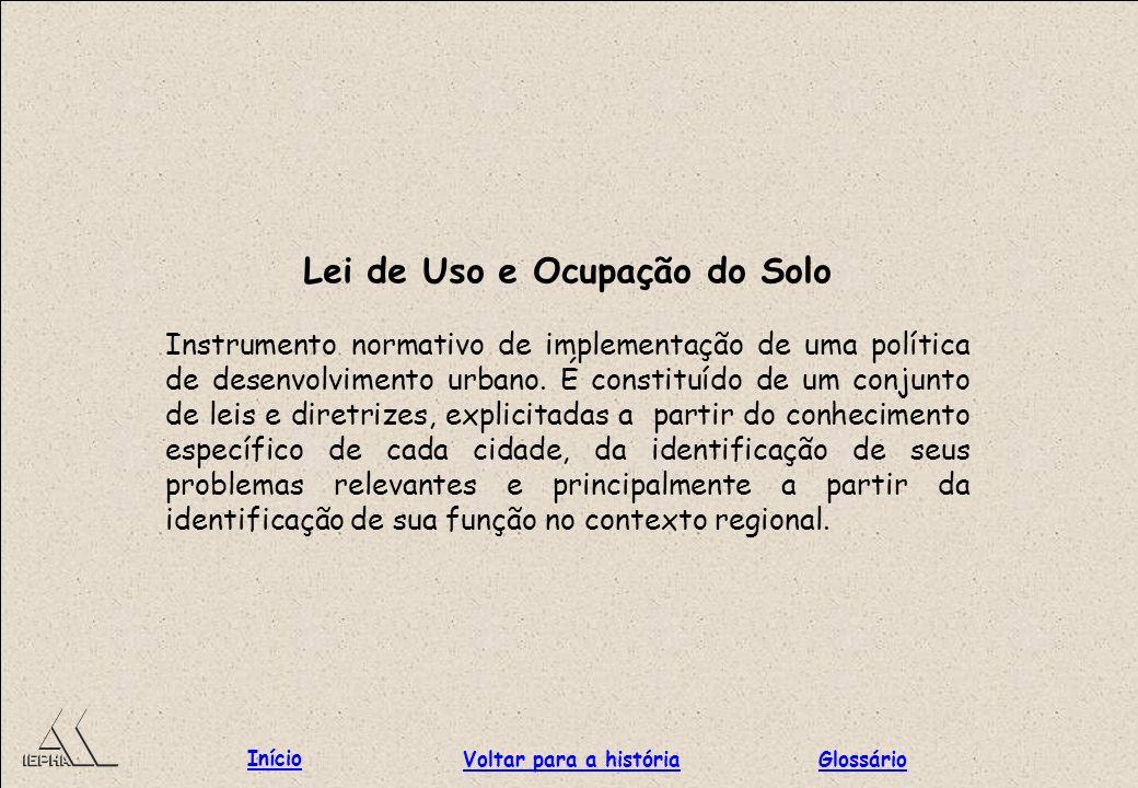 Lei de Uso e Ocupação do Solo