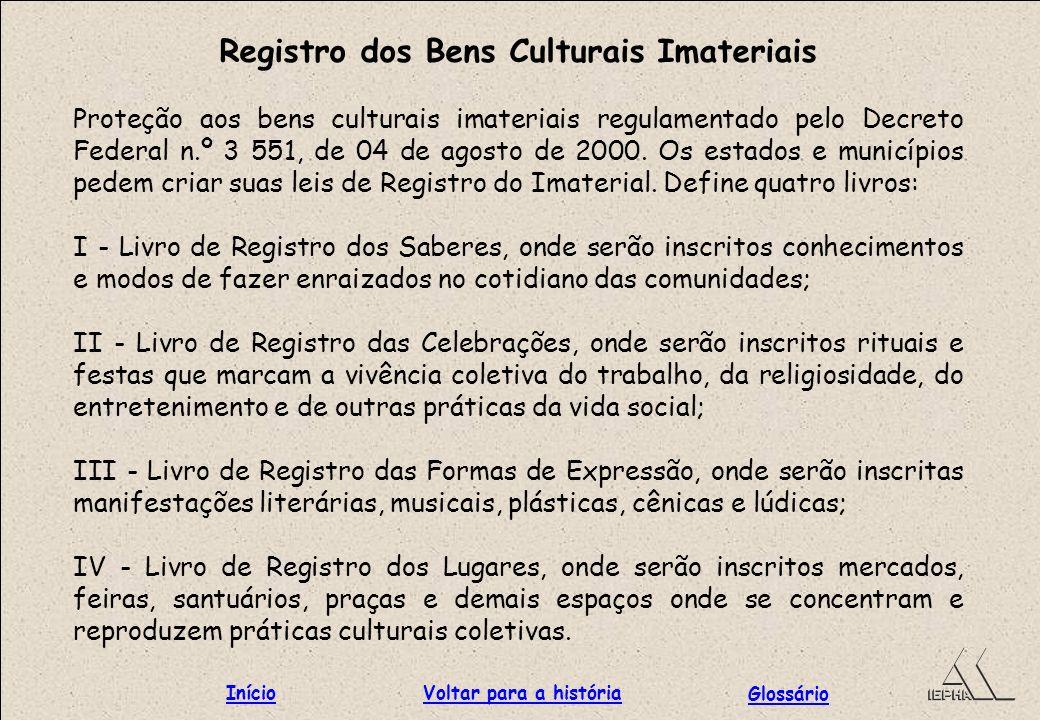 Registro dos Bens Culturais Imateriais