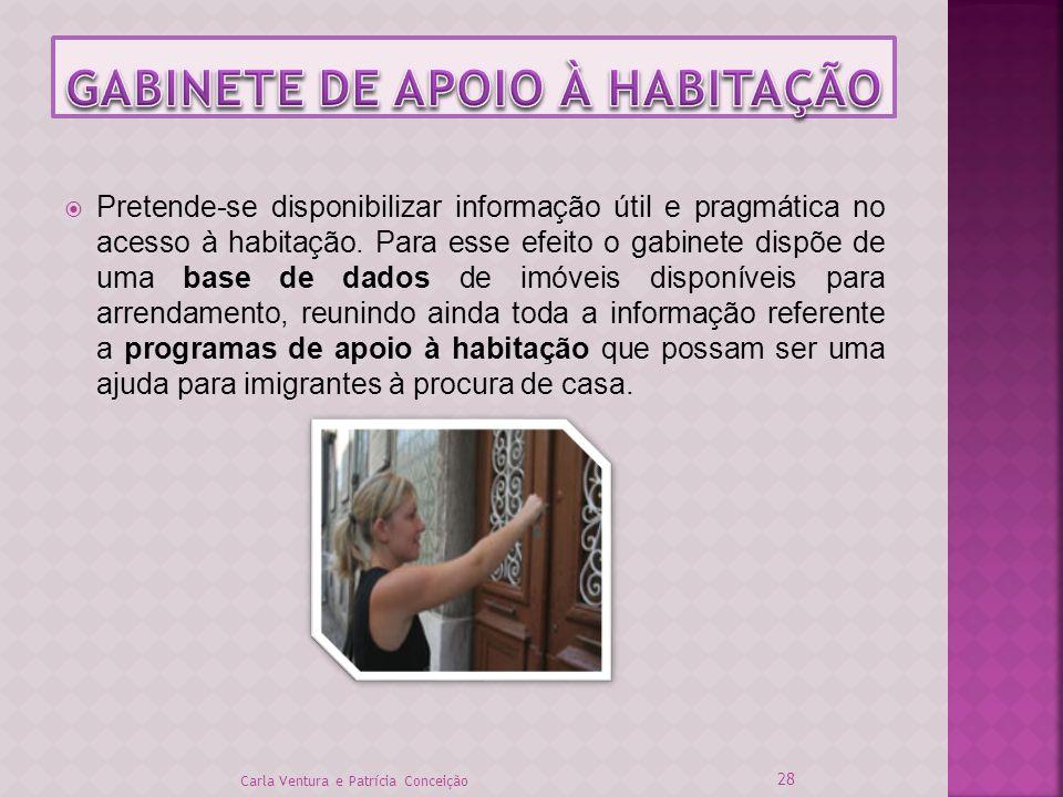 GABINETE DE APOIO À HABITAÇÃO