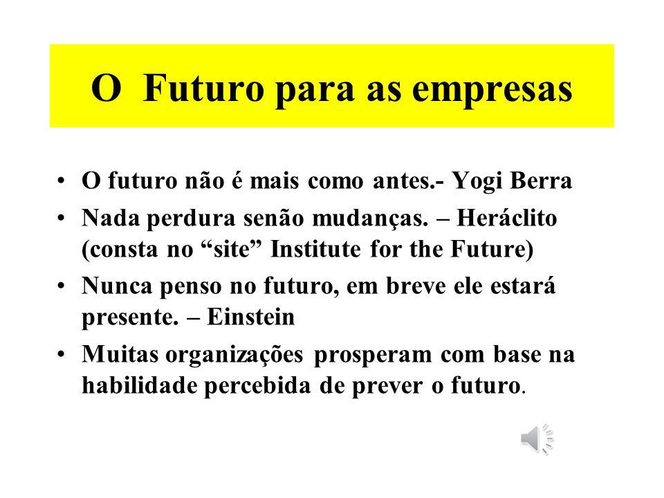 O Futuro para as empresas