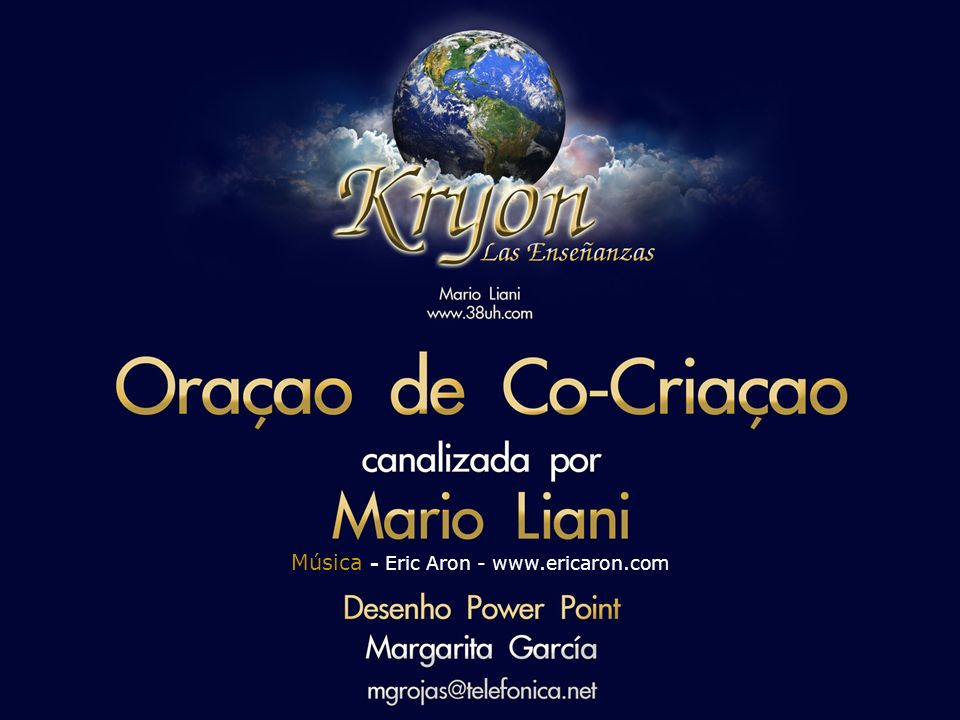 Música - Eric Aron - www.ericaron.com