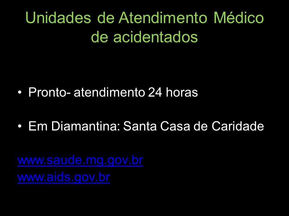 Unidades de Atendimento Médico de acidentados