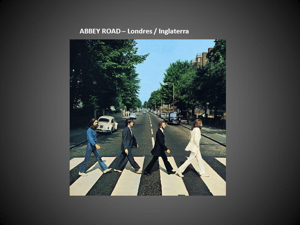 ABBEY ROAD – Londres / Inglaterra