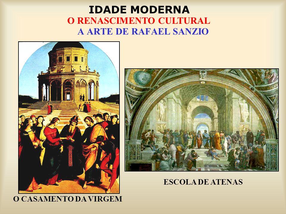 A ARTE DE RAFAEL SANZIO ESCOLA DE ATENAS O CASAMENTO DA VIRGEM