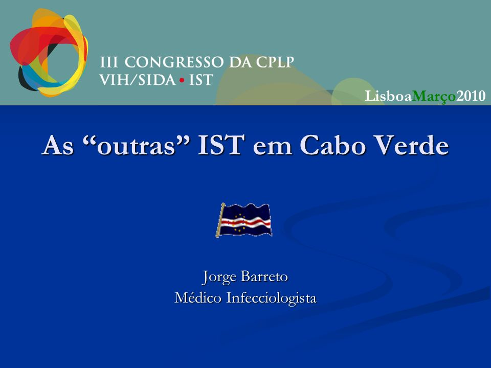 As outras IST em Cabo Verde
