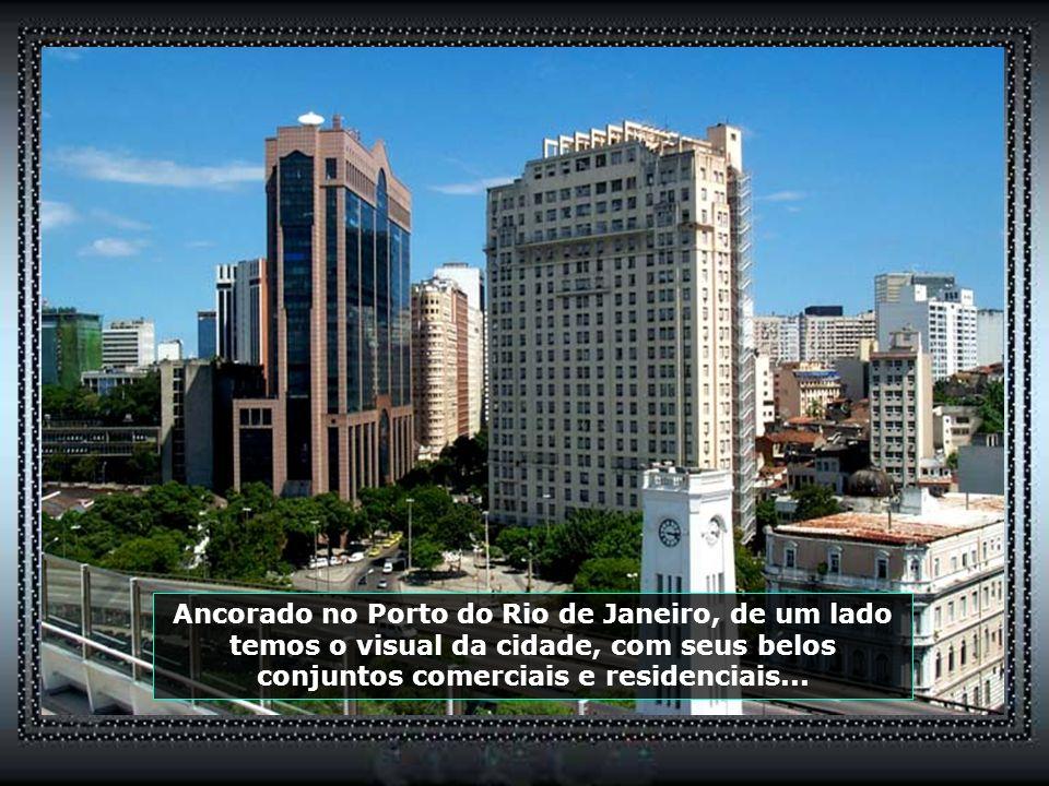 P0013124 - NAVIO COSTA FORTUNA - ANCORADO PORTO RJ-700