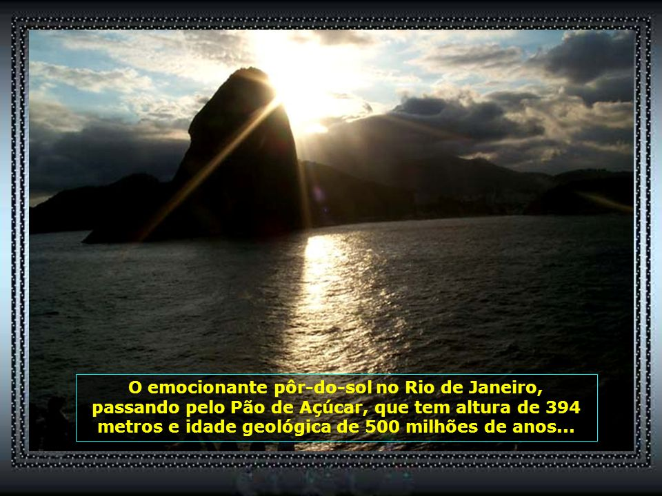 P0013176 - NAVIO COSTA FORTUNA - POR DO SOL PÃO DE AÇÚCAR-700