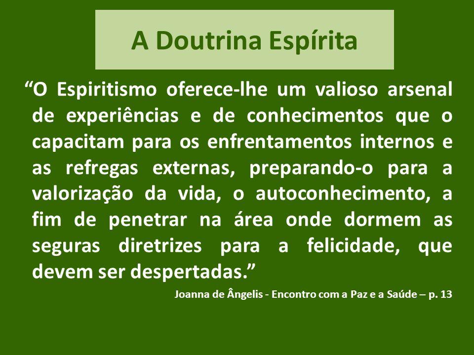 A Doutrina Espírita