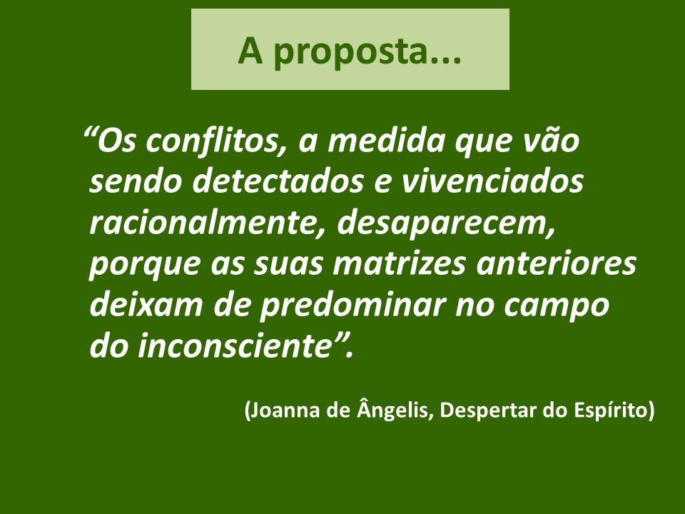 A proposta...