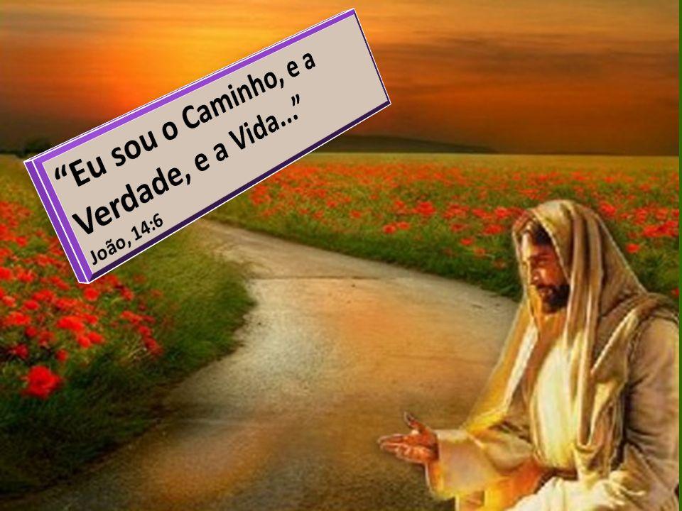 Eu sou o Caminho, e a Verdade, e a Vida...