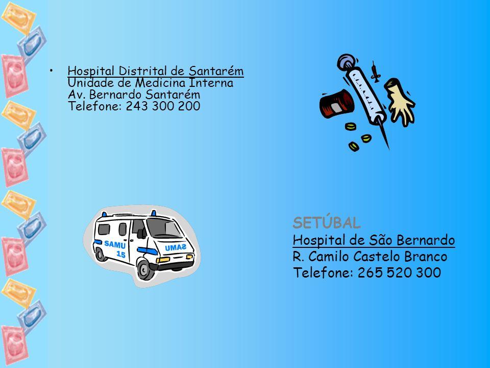 Hospital Distrital de Santarém Unidade de Medicina Interna Av
