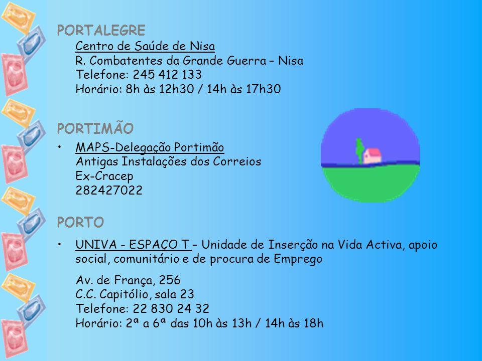 PORTALEGRE Centro de Saúde de Nisa R